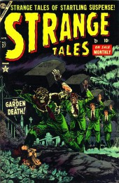 Strange Tales (Marvel - 1951) -27- Garden of Death