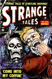 Strange Tales (Marvel - 1951) -28- Come into My Coffin!