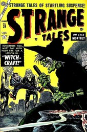 Strange Tales (Marvel - 1951) -29- Witchcraft