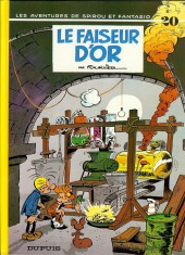 Spirou et Fantasio -20e1993- Le faiseur d'or
