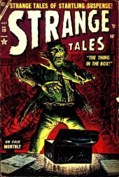 Strange Tales (Marvel - 1951) -30- The Thing In the Box