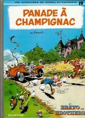 Spirou et Fantasio -19a1993- Panade à Champignac