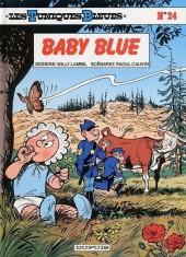 Les tuniques Bleues -24a1991- Baby Blue