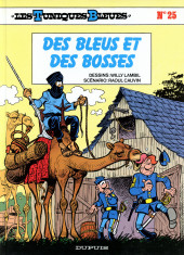Les tuniques Bleues -25a1993- Des bleus et des bosses