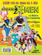 X-Men (Les étranges) -Rec07- Album double N°7