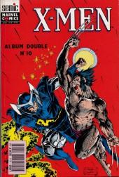 X-Men/X-Men Saga (Semic) -Rec10- Album N°10 (du n°3 au n°4)
