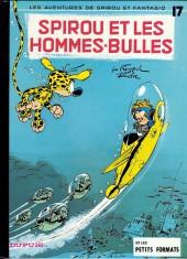 Spirou et Fantasio -17f93- Spirou et les hommes-bulles