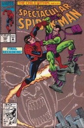 Spectacular Spider-Man (The) (1976) -183- The child within part 6: into the dawn !