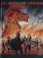 Le dernier Troyen -1b- Le cheval de Troie