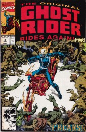 Original Ghost Rider Rides Again (The) (1991) -2- Freaks / The Tears of Adam Henderson
