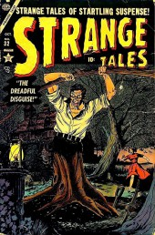 Strange Tales (Marvel - 1951) -32- The Dreadful Disguise!