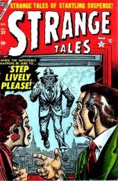 Strange Tales (Marvel - 1951) -33- Step Lively, Please!