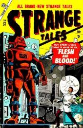 Strange Tales (Marvel - 1951) -34- Flesh and Blood!