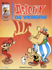 Astérix (en langues étrangères) -3- Asterix og vikingene