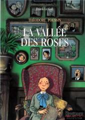 Théodore Poussin -7a93- La Vallée des roses