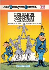 Les tuniques Bleues -12a1983- Les Bleus tournent cosaques