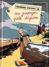 Théodore Poussin -6a95- Un Passager porté disparu