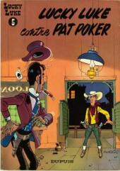 Lucky Luke -5b84- Lucky Luke contre Pat Poker