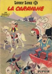 Lucky Luke -24a84- La caravane
