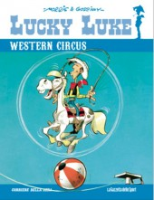 Lucky Luke (en langues étrangères) -36Italien- western circus