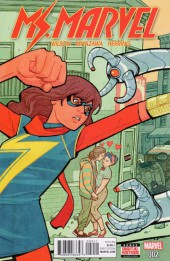 Ms. Marvel (2016) -2- Super Famous Part 2 of 3