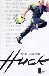 Huck (2015) -2- Issue 2