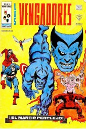 Vengadores (Vol.2) (Los) -38- ¡El mártir perplejo!
