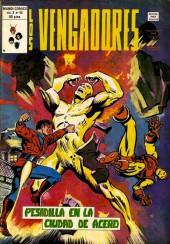 Vengadores (Vol.2) (Los) -45- Pesadilla en la ciudad de acero