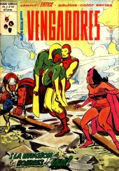 Vengadores (Vol.2) (Los) -46- ¡La invasión de los hombres de lava!