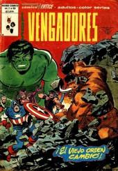 Vengadores (Vol.2) (Los) -50- ¡El viejo orden cambió!