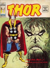 Thor (Vol.2) -4- ¡Para Vivir, Morir...!