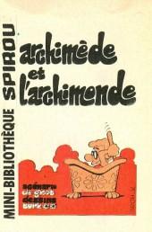 Archimède -2MR1579- Archimède et l'archimonde
