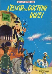 Lucky Luke -7b84- L'élixir du docteur Doxey