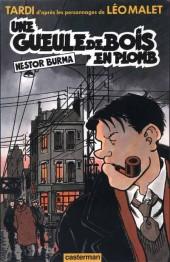 Nestor Burma -HS02-a2000- Une gueule de bois en plomb