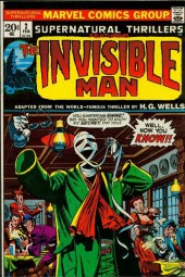Supernatural Thrillers (Marvel - 1972) -2- The Invisible Man
