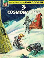 Dan Cooper (Les aventures de) -9- 3 Cosmonautes