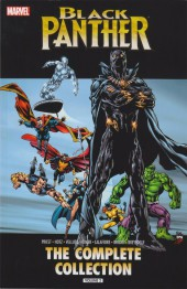 Black Panther Vol.3 (Marvel - 1998) -INTC02- by Christopher Priest: The Complete Collection Volume 2