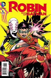 Robin: Son of Batman (2015) -6- Year Of Blood - Part Six