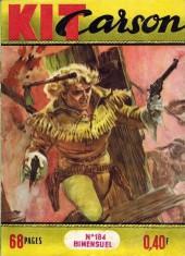 Kit Carson -184- Le totem sacré