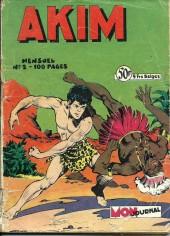 Akim (1re série) -2- Le règne de l'inconnu