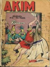Akim (1re série - Aventures et Voyages) -3- La jungle en révolte
