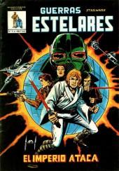 Guerras Estelares (StarWars) -1- El Imperio Ataca