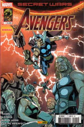 Secret Wars : Avengers