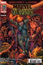 Secret Wars : Marvel Zombies -1- Voyage au cœur de la misère