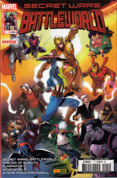 Secret Wars : Battleworld -1- Prise de bec