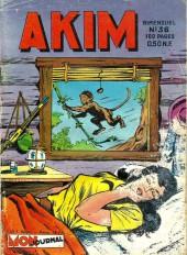 Akim (1re série) -36- Le cimetière des éléphants