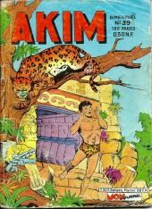 Akim (1re série) -39- La grotte aux racines