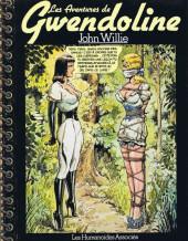 Gwendoline (Willie) -1- Les aventures de Gwendoline