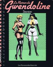 Gwendoline (Willie) -2- Le retour de Gwendoline