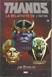 Thanos : La Trilogie de l'infini (2014) -2- La Relativité de l'infini